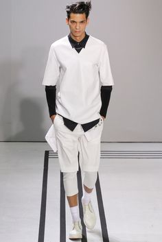 3.1 Phillip Lim Spring 2013 Menswear Collection Slideshow on Style.com