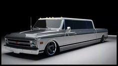 68 Chevy limousine