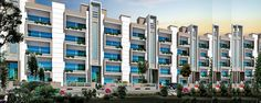 Gaur Yamuna City residential hub of Yamuna Expressway giving the majority of living option in Greater Noida. It is the super luxury and facilitated project ever that is located opposite to BIC, Greater Noida.