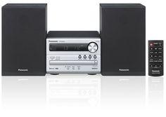 PANASONIC SC-PM250EC-S Mikro Hifi (Bluetooth, USB, CD/MP3 lejátszás, 20 W RMS teljesítmény)   MALL.HU