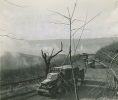 US convoy Apennines Gothic Line