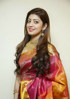 Actress Pranitha