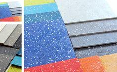 Zandur Rubber Cork Flooring Penn Rubber Flooring