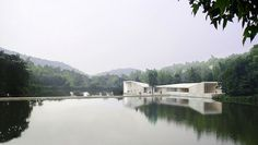 David Chipperfield Architects . Clubhouse . Liangzhu  (1)