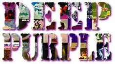 DEEP PURPLE LOGO Rock Music, Deep Purple, Joseph, Logo, Logos, Rock, Environmental Print