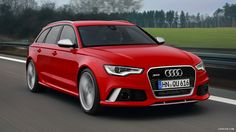2014 Audi RS6 Avant Misano Red - Front, 1920x1080, #24 of 93