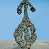 115Femme (Woman) 1968  Bronze (lost wax casting). Fundició Parellada, Barcelona
