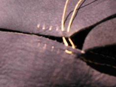 More shoemaking advice - good - full stitching primer