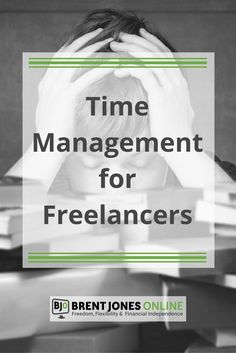 4 Time Management Strategies Every Freelancer Should Know: Time management skills are not formed overnight. It takes time to build a framework of good productivity habits and the discipline to stick to those habits. via @brentjonline