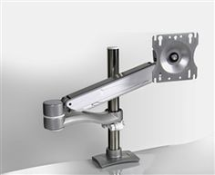 Lcd Monitor Clamp On Desk Stand Pole Mounted Lcd Vesa