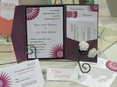The Ten Most Innovative Pocket Wedding Invitations