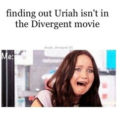Divergent: this will NEVER be okay.