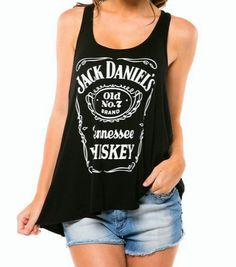 Jack Daniels Whiskey shirt