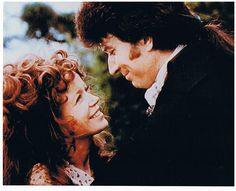 Demelza and Ross from POLDARK; first PBS Series I saw and have been addicted ever since