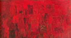 PHILIP GUSTON - Red Painting