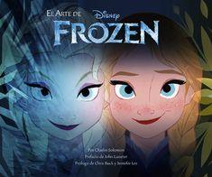 """""""El arte de Frozen"""" se encuentra a la venta desde hace unos días NormaEditorial"""