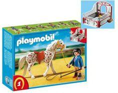 Playmobil Knabstrupper Paard - 5107 - Playmobil
