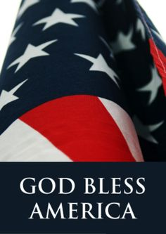 God Blessed America, we just have disregarded His Blessings. We need prayer back in schools. In God We Trust and the Pledge of Allegiance back in school curriculum.