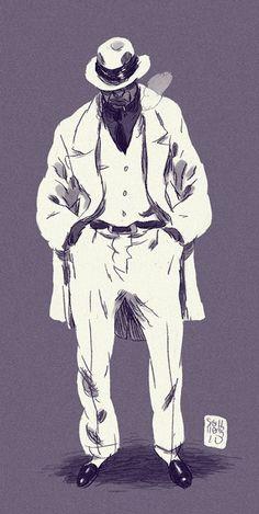 Karakter Kiyafleteri - Takim Elbisem