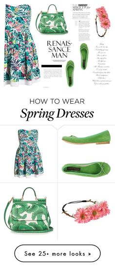 """""""cute"""" by anisabici on Polyvore featuring Superdry and Dolce&Gabbana"""