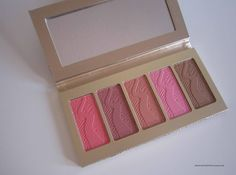 Tarte Off The Cuff Palette Amazonian Clay 12-Hour Blush Palette & Bracelet (Holiday 2013) - Review & Swatches