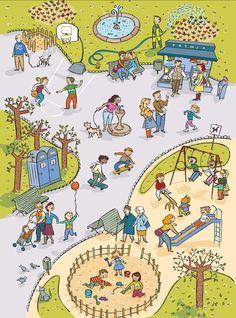 (2014-06) Hvad gør de i parken?