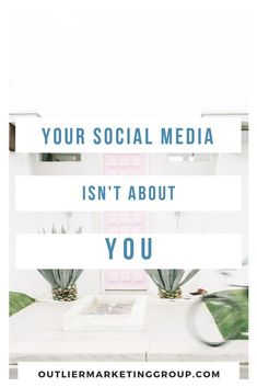 Outlier Marketing Group Business & Marketing Coach for Entrepreneurs Social Media Tips, Social Media Marketing, Digital Marketing, Marketing Strategies, Content Marketing, Using Facebook For Business, How To Use Facebook, Build A Story, Pinterest Marketing