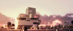 Music and Dance Centre I Manuelle Gautrand Architecture   architektT