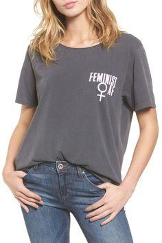 Feminist Tee by JUNKFOOD on @nordstrom_rack