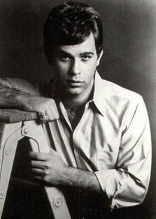 I love Lou Christie's style from back in the '60s.