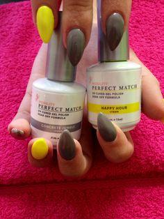 Perfect Match gel polish