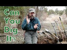 Metal Detecting Tools: Shovels - YouTube