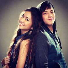 As children, Chichay (Kathryn Bernardo) and Joaquin (Daniel Padilla) form an unlikely friendship when he stumbles upon a circus where the high-spirited girl works along with her parents (Manilyn Reynes, Benjie Paras). Child Actresses, Child Actors, Romantic Series, Inigo Pascual, Philippine Star, Daniel Johns, Enrique Gil, Daniel Padilla, Liza Soberano