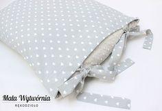 Poszewka na poduszkę - zamówienie specjalne i ... piękne! :)
