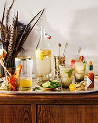 Jalapeno-and-Citrus-Infused Vodka Recipe