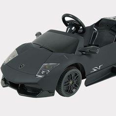 Lamborghini Murcielago Kids Car! Go ahead live vicariously through the children! It's ok, I will.