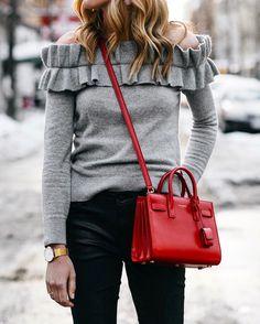 "346 curtidas, 22 comentários - Amy Jackson // Fashion Jackson (@fashion_jackson) no Instagram: ""My favorite details from #NYFW ❥ // Shop my look via @liketoknow.it http://liketk.it/2qqXW…"""