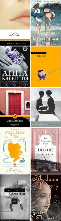 ten greatest books of all time - TIME