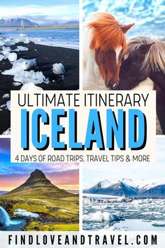 Planning your Iceland Itinerary? Here are the best things to do in Iceland including road trips to glaciers, the best time to see the northern lights, black sand beaches and more! Iceland | Iceland travel | Iceland vacation | Iceland travel tips Iceland itinerary | Iceland things to do in | Iceland travel guide | Reykjavik Iceland | Blue Lagoon | Vik Iceland | Iceland photography | Iceland photos | Iceland road trip Iceland Travel Tips, Iceland Road Trip, Europe Travel Outfits, Europe Travel Guide, European Travel Tips, Travel Inspiration