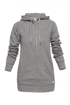 This hoodie but in the grey/black color (TNA Long Fit Hoodie)