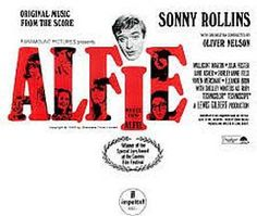 "Recorded on January 26, 1966, ""Alfie"" is an album (featuring music from the British film of the same name) by Sonny Rollins. TODAY in LA COLLECTION on RVJ >> http://go.rvj.pm/6ob"