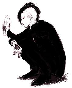 Não sei porque eu amo rebeldes malvados ;-; demência?