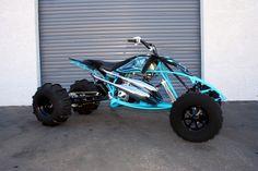Lone Star Racing - Photo Gallery for ATV UTV racing - Drag Racing atv's
