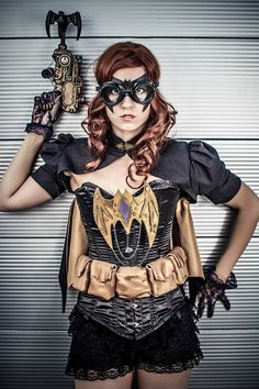 Batgirl (Barbara Gordon) is a fictional character, a super-heroine in the DC Comics universe. Description from pinterest.com. I searched for this on bing.com/images