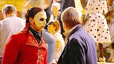 music of the night — qweenmakers: Phantom of the Opera Behind the...