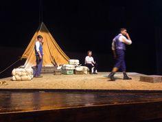 Play by Yehoshua Sobol Director: Noa Raban Set & Costume Design by Karin Brauner Comay & Maor Zabar Haifa Theatre Lighting Designer: Ziv Voloshin