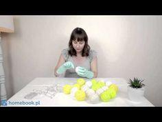 DIY: Jak zrobić Cotton Ball Lights? - YouTube