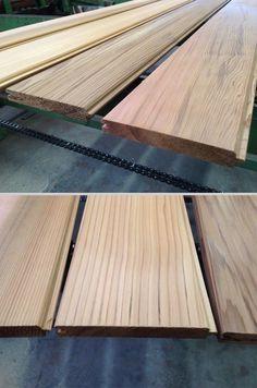 Rabatdelen | Western Red Cedar | #hout #gevel | Houtindustrie Veteka