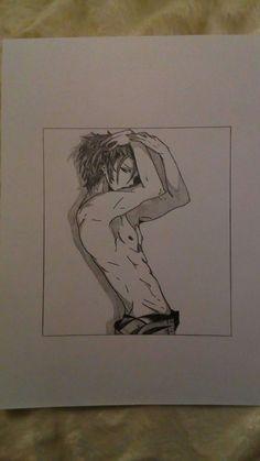 My draw :D  #anime #draw #manga