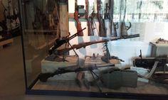 Raatteen tien sotamuseosta(: kesällä
